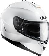 Helm HJC IS-17 solid wit